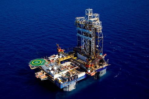 The Leviathan gas field (Photo :Albatros)