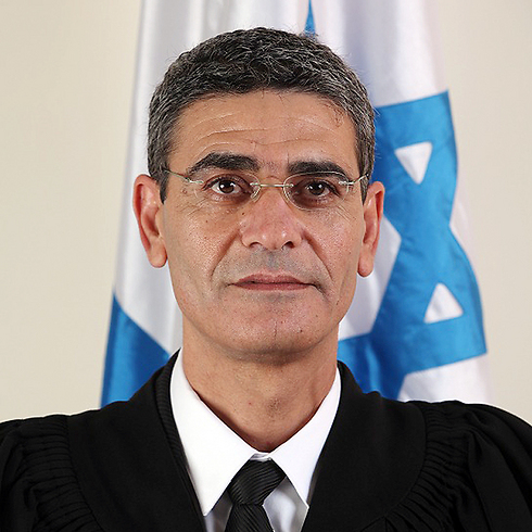 Judge Nasser Abu-Taha
