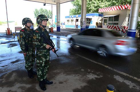הסיבה לתסיסה היא דווקא המדיניות הנוקשה של סין כלפי האויגורים? (צילום: AFP) (צילום: AFP)