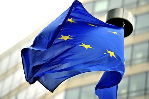 דגל האיחוד האירופי (צילום: AFP) (צילום: AFP)