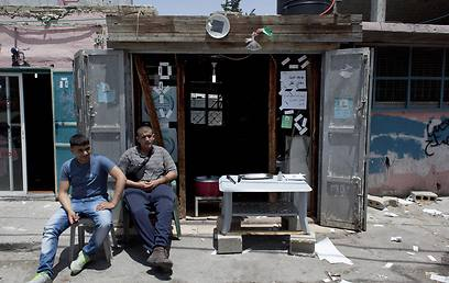Dheisheh refugee camp (Photo: AP)