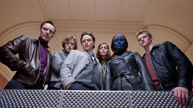 """""""אקס-מן: ההתחלה"""". ילידי שנות השישים"""