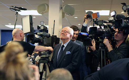 Jean-Marie Le Pen (Photo: AP)