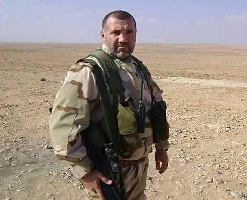 Fauzi Ayub in Syria.
