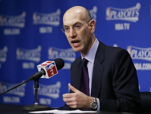 NBA Commissioner Adam Silver (File photo: AP)