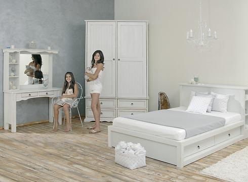 חדרי ילדים בלבן של האוס אין (צילום: האוס אין) (צילום: האוס אין)