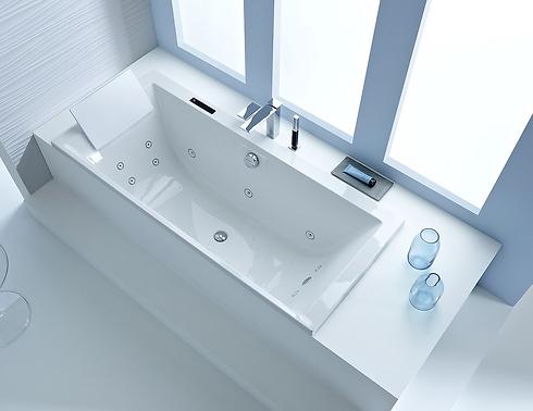 חדרי אמבטיה של רשת חרש (צילום: PIEMME studio) (צילום: PIEMME studio)
