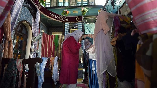 Jewish community in Djerba, Tunisia (Photo: AFP)