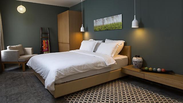 """מלון """"סי לייף"""" בנהריה (צילום: יחסי ציבור)"""