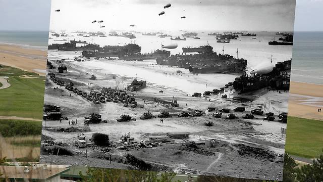 הפלישה לנורמנדי (צילום: Getty Images) (צילום: Getty Images)