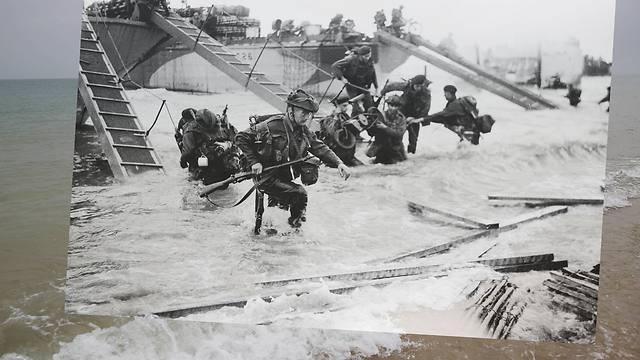 D-Day landings in Normandy and 70 years later (Photo: Getty Images)