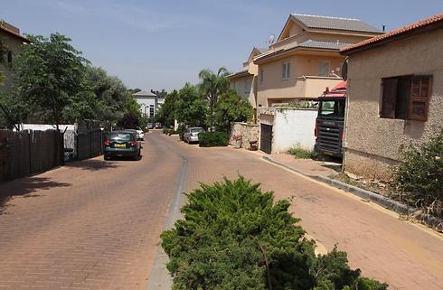 שכונת רמתיים (צילום: עידו ארז)