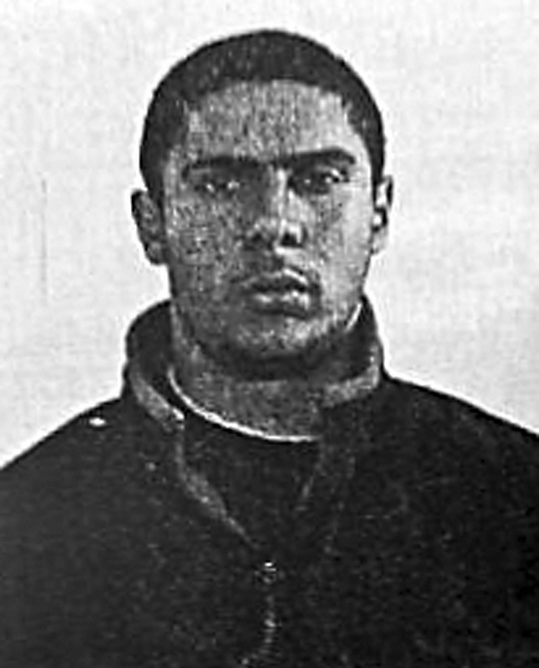 Photo of suspect (Photo: AFP) (Photo: AFP)