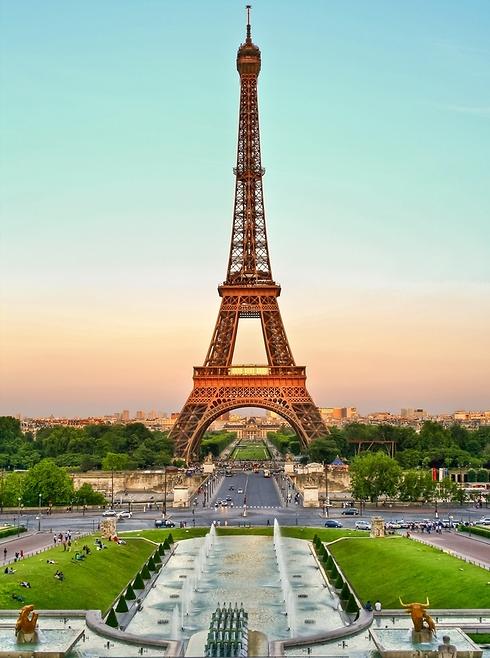 הכי רומנטית. פריז (צילום: shutterstock) (צילום: shutterstock)