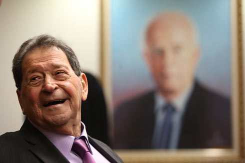 Ben-Eliezer's legal troubles grow (Photo: Gil Yohanan)