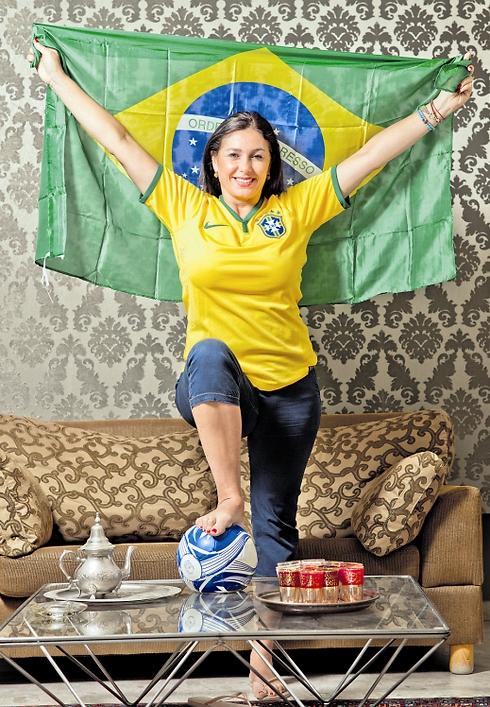 מירי רגב. שרת התרבות והספורט החדשה (צילום: יובל חן) (צילום: יובל חן)