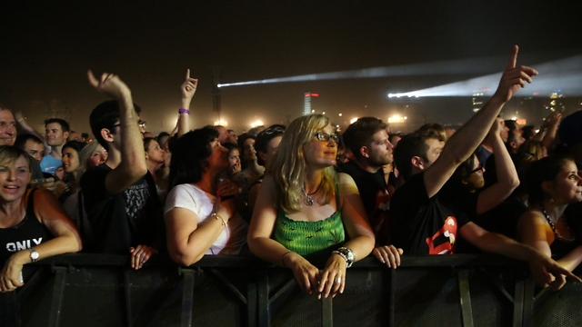 הקהל המאוהב (צילום: מוטי קמחי) (צילום: מוטי קמחי)