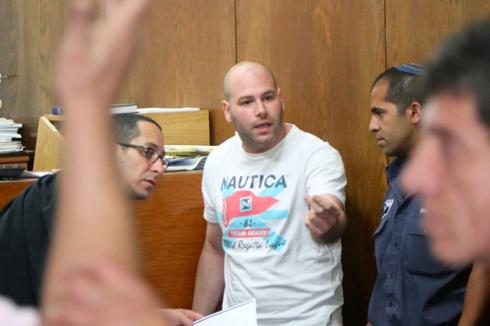 הנאשם, שמאילוב           (צילום: מוטי קמחי) (צילום: מוטי קמחי)