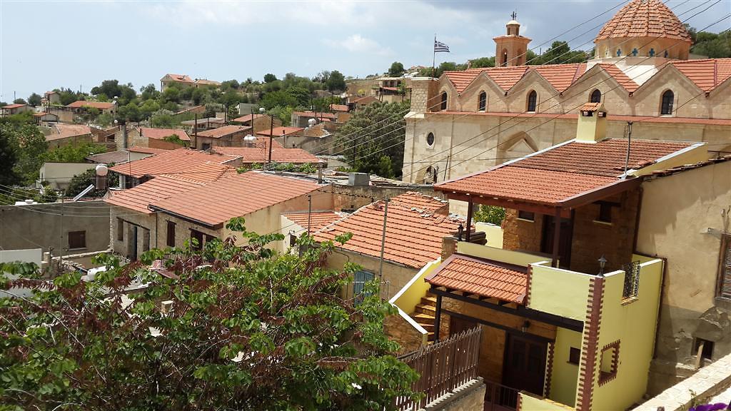 הכפר Anogyra (צילום: מיכל מרגלית)