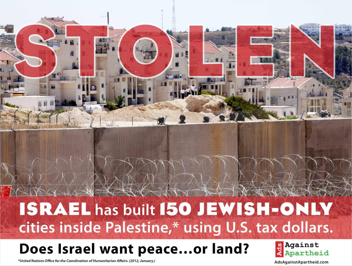 Photo: Ads Against Apartheid