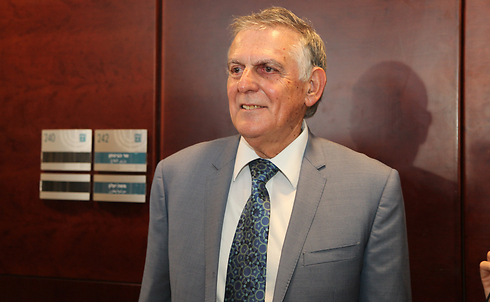 Prof. Dan Shechtman (Photo: The Knesset)