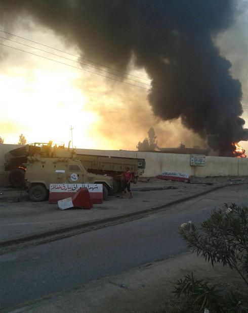 Iraqi city of Mosul. (Photo: Reuters)