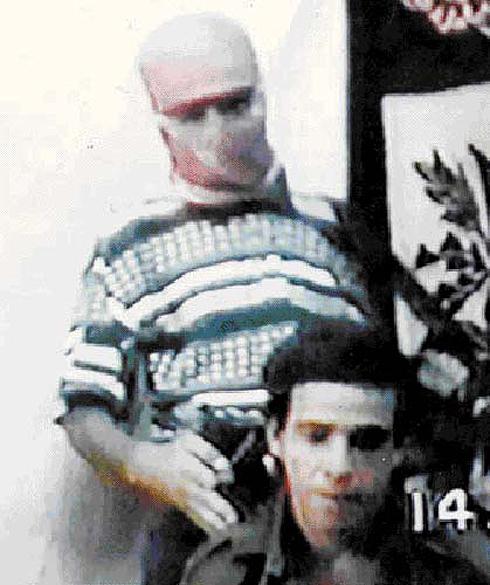 Nachshon Wachsman ransom video