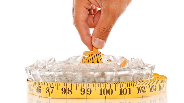 גמילה מעישון וירידה במשקל. הקטנת הסיכוי לחלות בסרטן (צילום: shutterstock) (צילום: shutterstock)