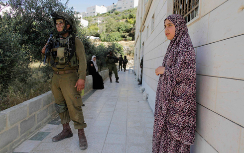 IDF soldiers searching for the kidnapped boys (Photo: Reuters) (Photo: Reuters)