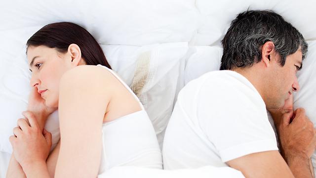 יחסי מין הם מראה לאינטימיות ביחסים (צילום: shutterstock) (צילום: shutterstock)