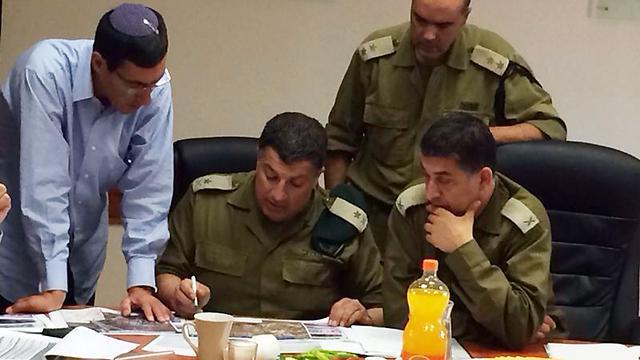 COGAT head Maj. Gen. Yoav Mordechai (Photo: COGAT Spokesperson)