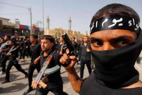 ISIS forces in Iraq (Photo: Reuters) (Photo: Reuters)