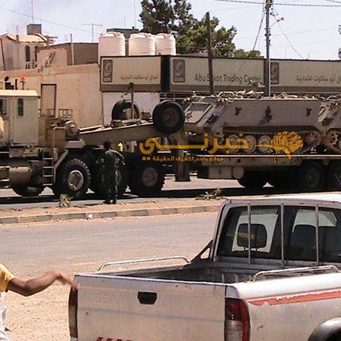 Jordan is currently moving military hardware to secure their border with Iraq, but ISIS will most likely try to infiltrate the kingdom from within.