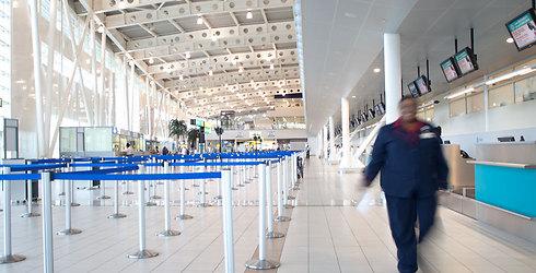 מבפנים: עוד שדה תעופה רגיל (sxmairport.com)