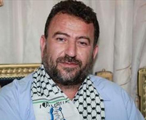 אל-עארורי. אחראי לחטיפת ורצח הנערים ()