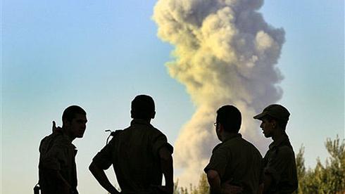 """שינוי מדאיג במבצע """"שינוי כיוון"""", לימים מלחמת לבנון השנייה (צילום: AP) (צילום: AP)"""