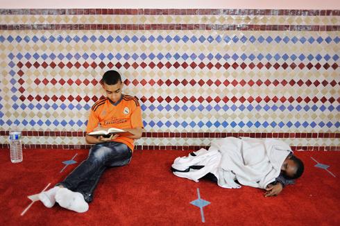 נאנט (צילום: AFP) (צילום: AFP)