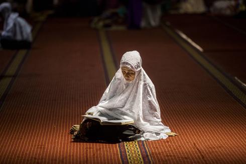 מסגד בג'קארטה, אינדונזיה (צילום: gettyimages) (צילום: gettyimages)