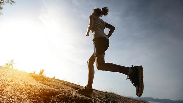 אירובי תחילה משפר את יכולת הריצה (צילום: shutterstock) (צילום: shutterstock)