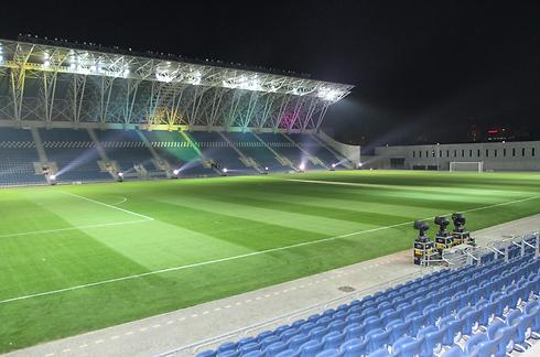 אצטדיון המושבה (צילום: אורן אהרוני) (צילום: אורן אהרוני)
