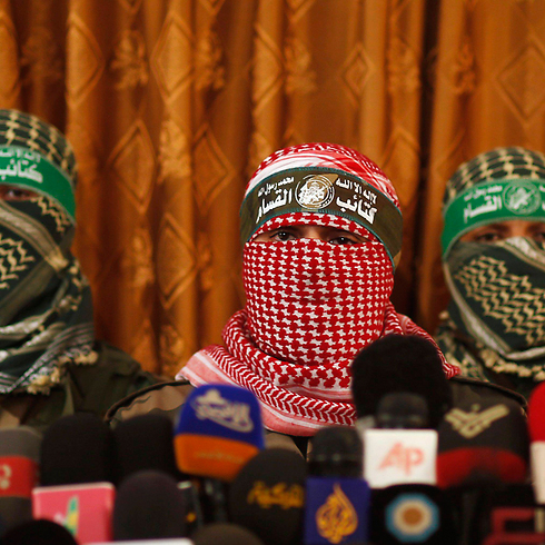 Izz ad-Din al-Qassam Brigades (Photo: Reuters)
