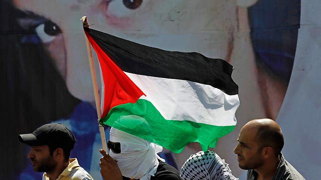 Funeral of Palestinian teen Abu Khdeir. (Photo: Reuters) (Photo: Reuters)