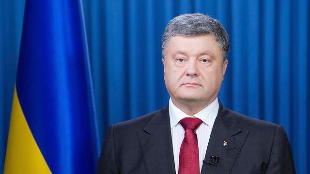 Incumbent president, Petro Poroshenko (Photo: Reuters)