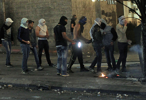 Riots in East Jerusalem following murder of teen (Photo: AFP) (Photo: AFP)