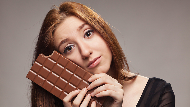 השפעת אוכל. יכולים להפסיק מתי שרוצים? (צילום: shutterstock) (צילום: shutterstock)