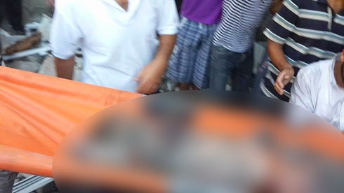 Kawara family member taken to Gaza hospital