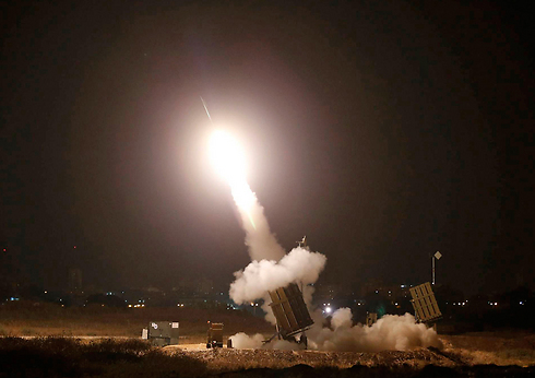 Iron Dome (Photo: Reuters)