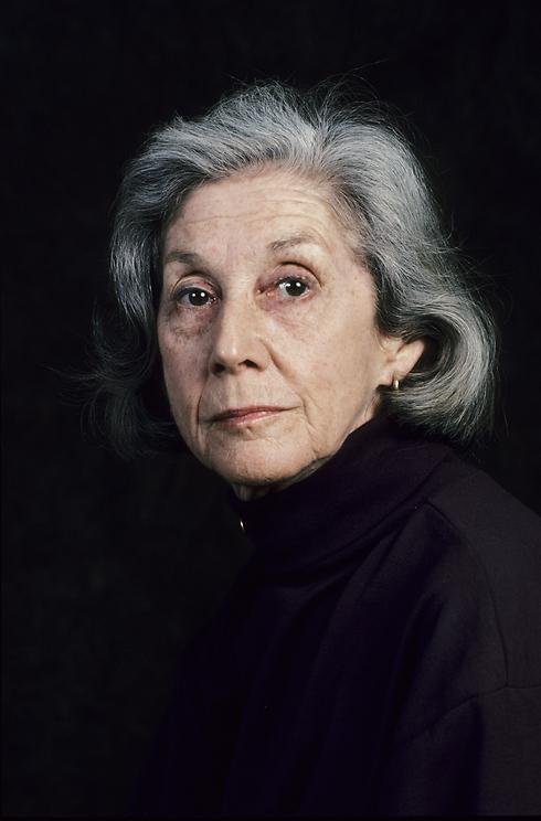 נאדין גורדימר. 90 שנות יצירה ויצרים (צילום: gettyimages) (צילום: gettyimages)