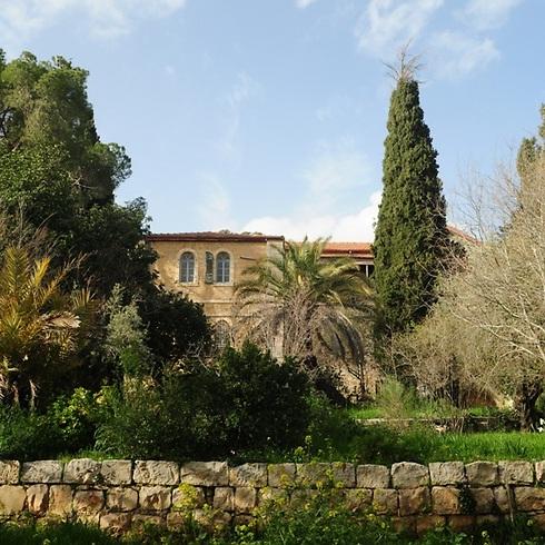 בית הנסן בירושלים. בפנים תוקם מעבדת ייצור שתעזור לאמנים ולמייקרים (חיים יפים ברבלט)