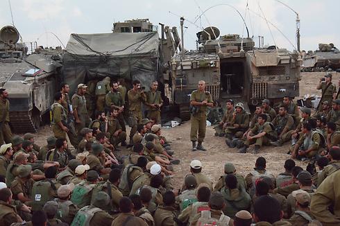 Golani troops (Illustration/IDF Spokesman) (Photo: IDF Spokesman)